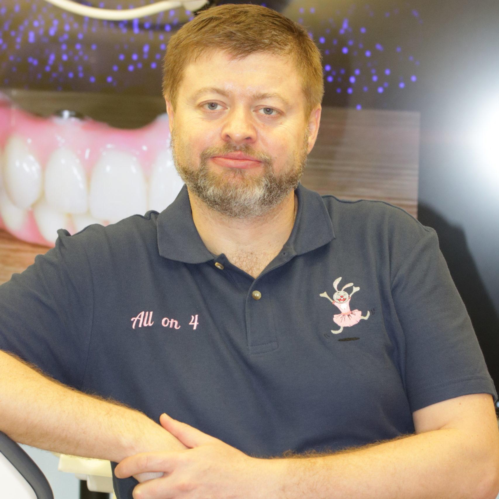 Нежинский Олег Вячеславович